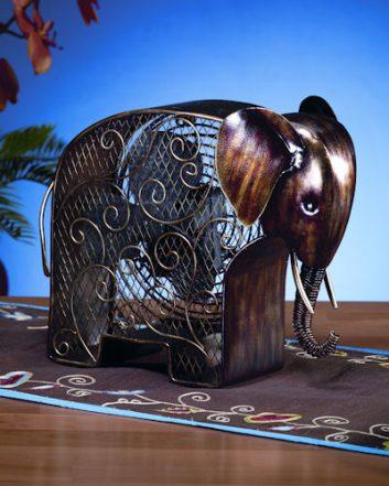 Funky Elephant Shaped Fan