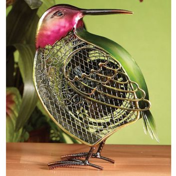 Funky Hummingbird Shaped Fan