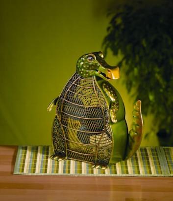 Funky Alligator Shaped Fan
