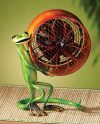 Funky Gecko Shaped Fan