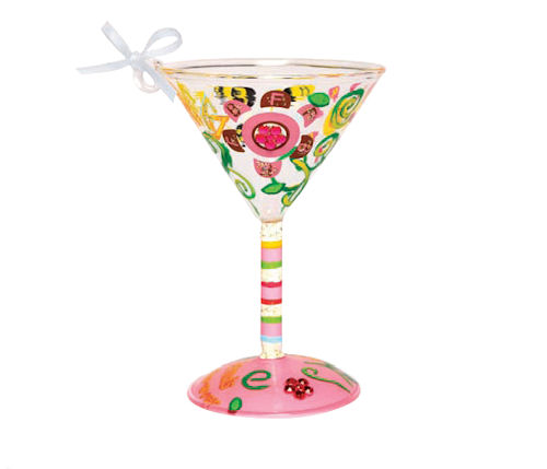 BFF Mini-Tini Christmas Ornament