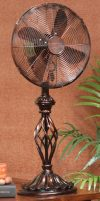 Prestige Rustica Table Top Fan