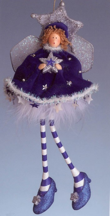 Star Bright Flurrie Ornament