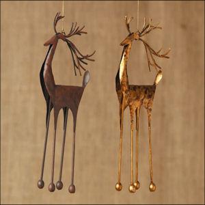 Metal Christmas Ornaments