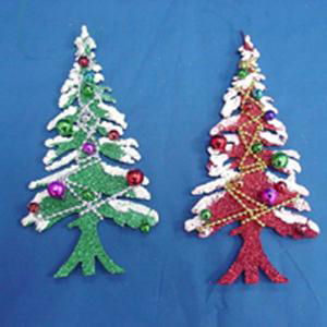 Christmas Trees Ornament