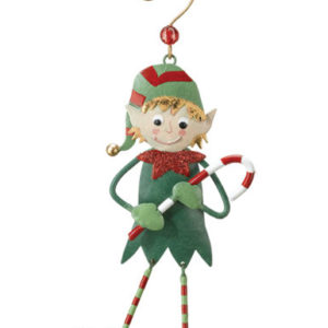 Christmas Elf Boy Ornament