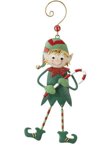 Christmas Elf Boy Ornament