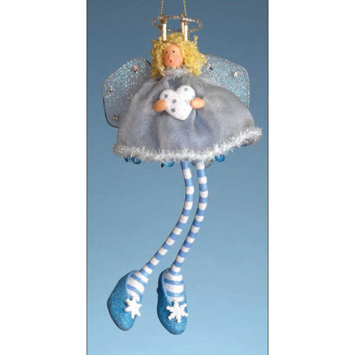 St. Lucia Flurrie Christmas Ornament