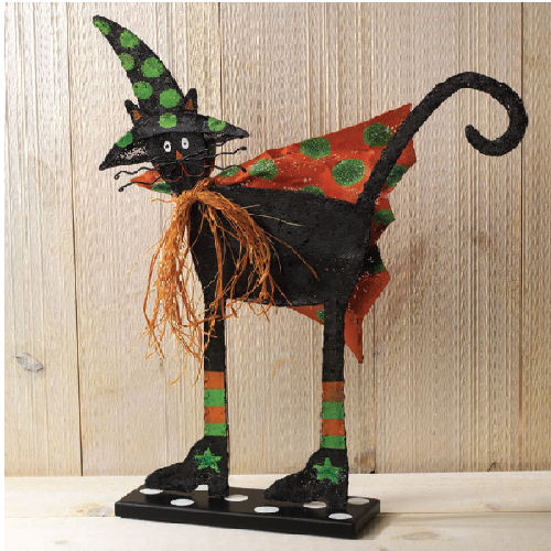 Cat Halloween Decoration