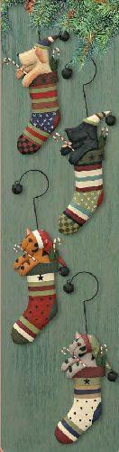 Stocking Stuffer Dog & Cat Ornament