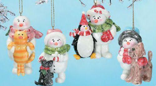 Snowbud w/Pet Ornament