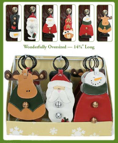 Christmas Doorknob Hangers