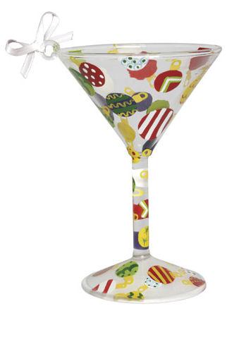 Wine, Martini, & Beer Ornaments