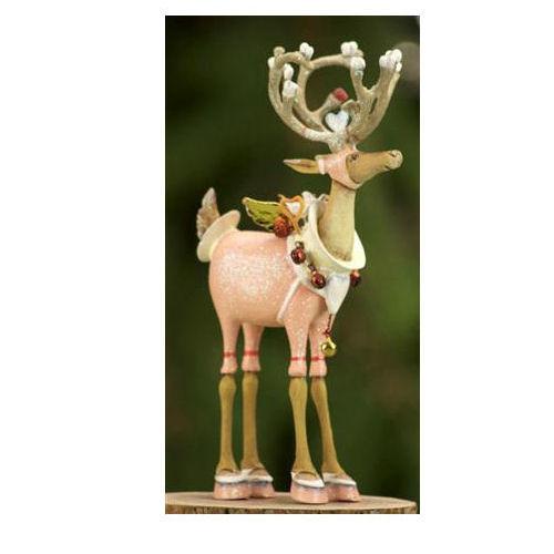 Cupid Christmas Ornament
