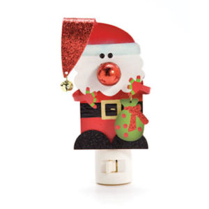 Funky Santa Nightlight