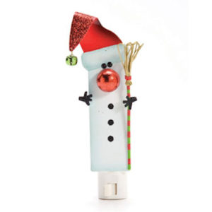 Funky Snowman Nightlight