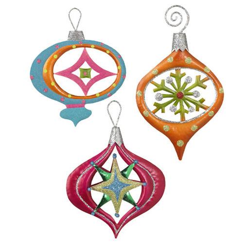 Metal Finial Ornaments