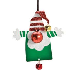 Elf Mini Christmas Ornament