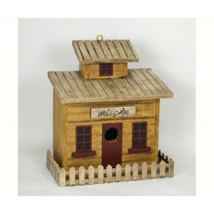 Beach Cottage Birdhouse