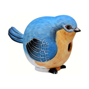 Bluebird Gourd Shaped Birdhouse