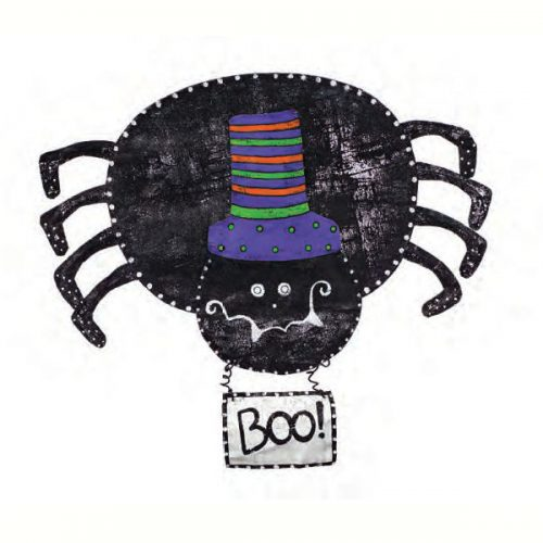 Spider door hanger