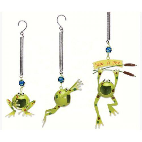 Bouncy Frogs