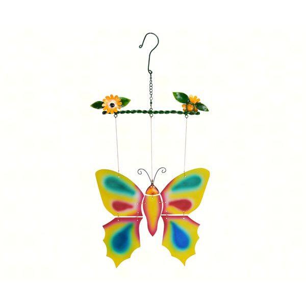 Butterfly Spinning Sun Catcher
