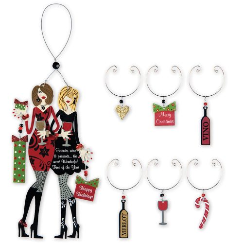 Fabulous Friends Ornament and Charms