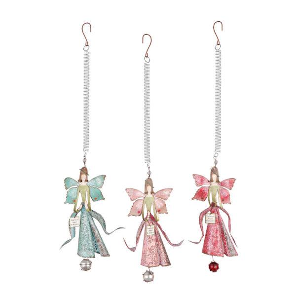 Fairy Bouncy Ornament