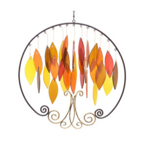 Fall Tree of Life Wind Chime