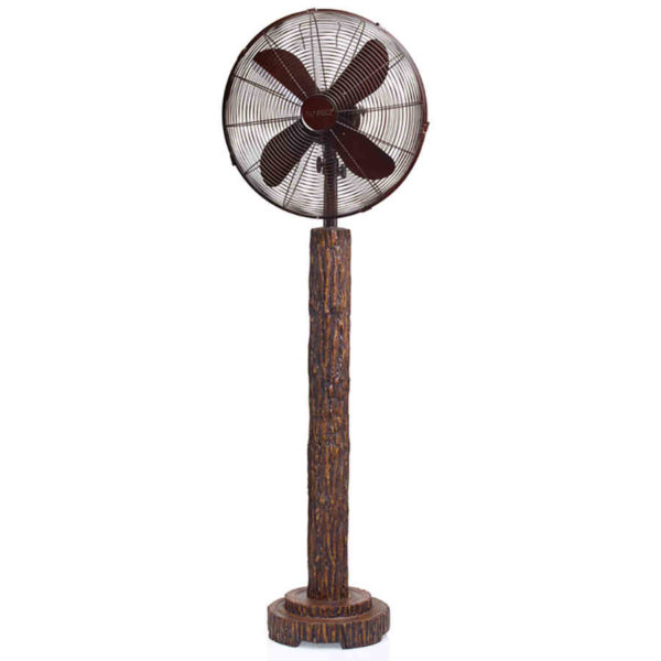 Fir Bark Floor Fan