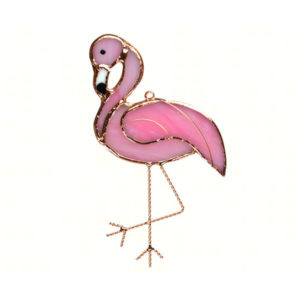 Flamingo Suncatcher