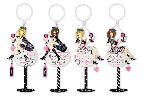 Girls Night Out Ornament & Magnet