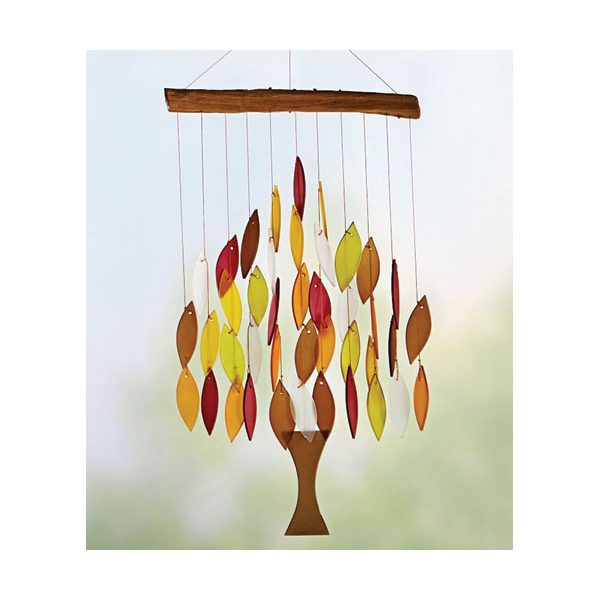 Glass Tree of Life Chime