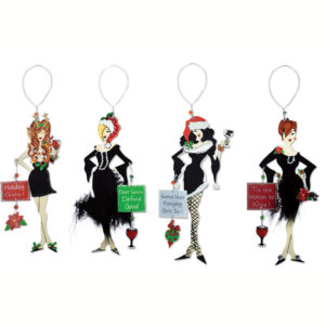 Holiday Cheers Christmas Ornament