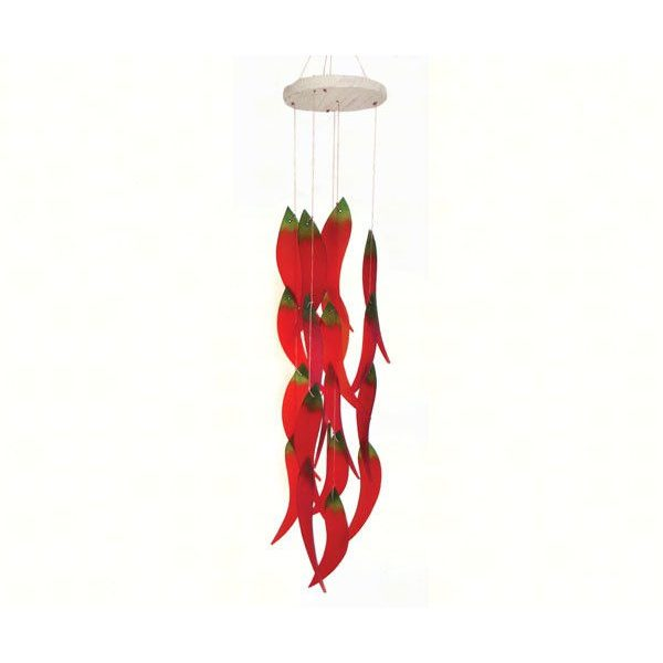 Hot Chilies Windchime