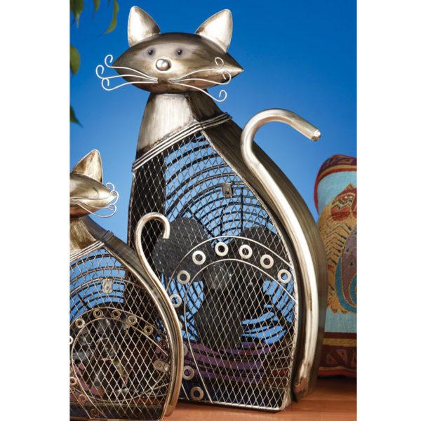 Large Funky Cat Shaped Fan