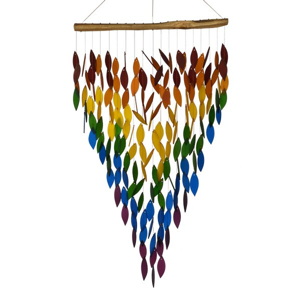 Premiere Rainbow Waterfall Chime