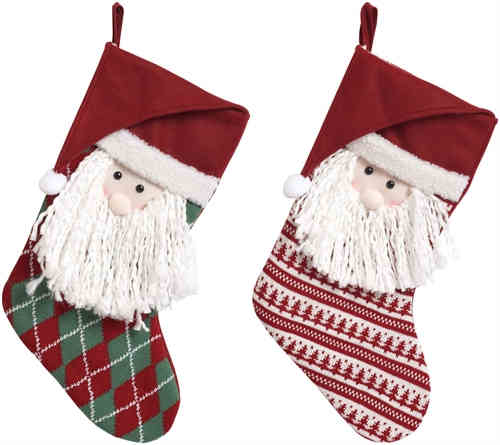Santa Christmas Stockings