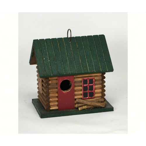 Settler Shaped Birdhouse