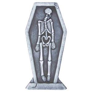 Skeleton Halloween Tombstone Lawn Decoration