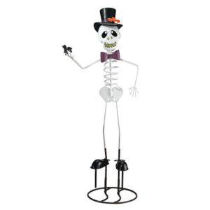 Skeleton Halloween Yard Decoration