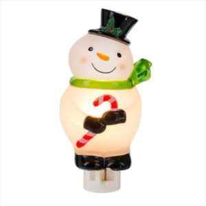 Smiling Snowman Nightlight
