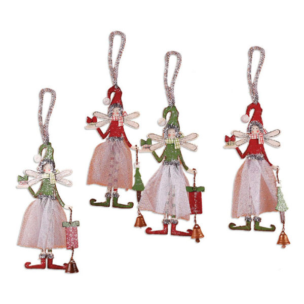 Snow Fairy Ornament