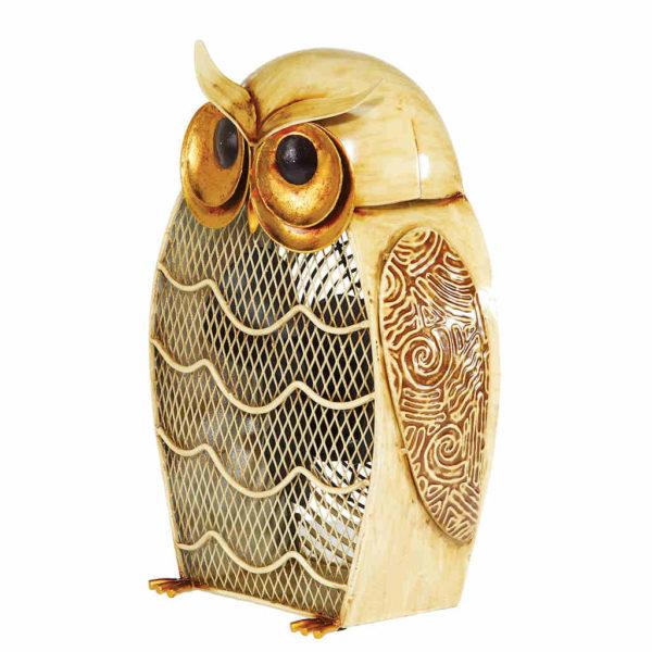 Snow Owl Fan