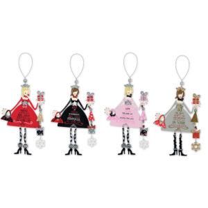 Sparkle Girls Ornament