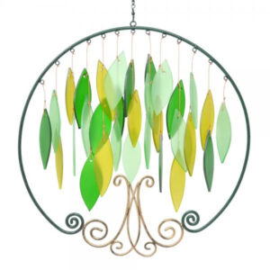 Spring Tree of Life Wind Chime