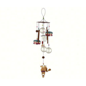 Squirrel Wind Chime