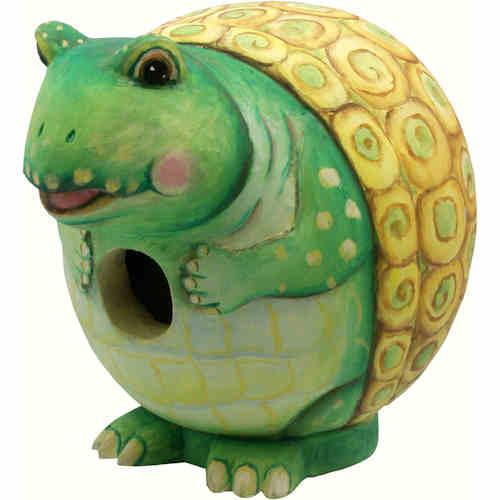Turtle Shaped Birdhouse