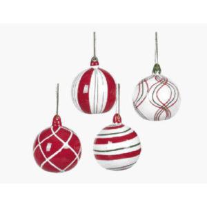 Unique Christmas Ball Ornaments